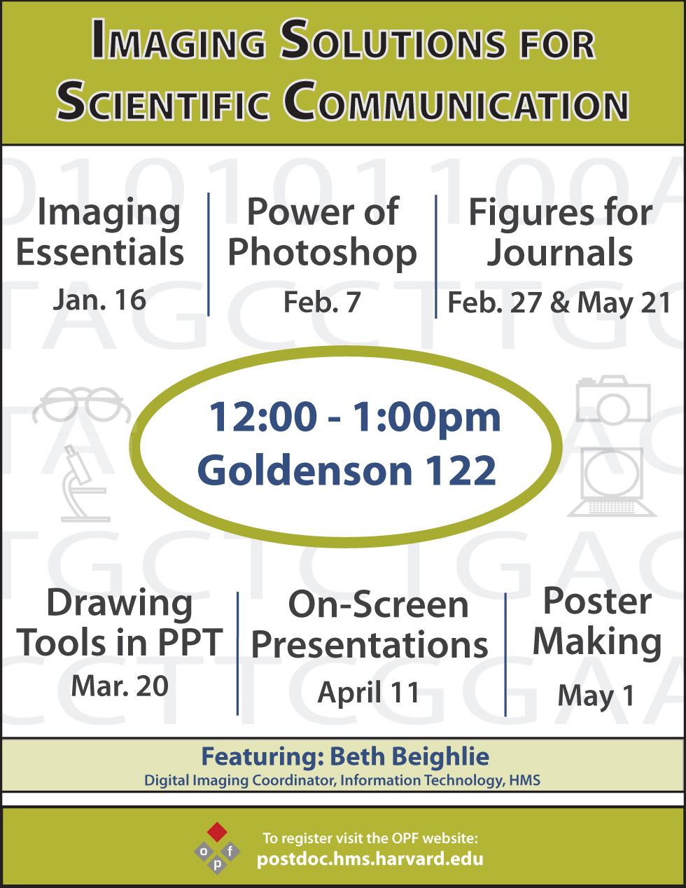 Imaging Solutions for Scientific Communication: Drawing Tools and